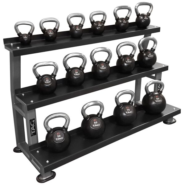 TAG Kettlebell Rack- 3 Tier