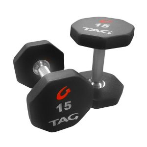 tag fitness dumbbells