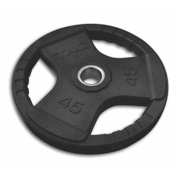 Rubber Olympic Plates