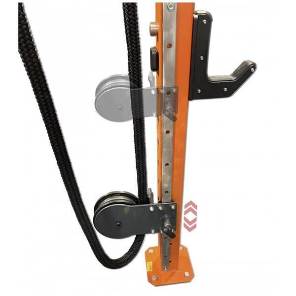 Adjustable Pulley System