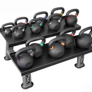 Powder coated kettlebells